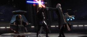 La revancha de Anakin