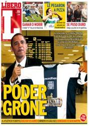 Obama Alianza Lima