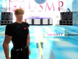 Max Ugaz - Director del proyecto en su versión virtual para Second Life