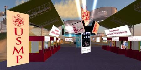 USMP en Second Life