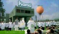 Kanu volvió, ahora azucarado