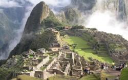 Machu Picchu nueva maravilla del mundo