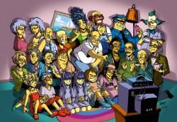 Los Simpsons Anime